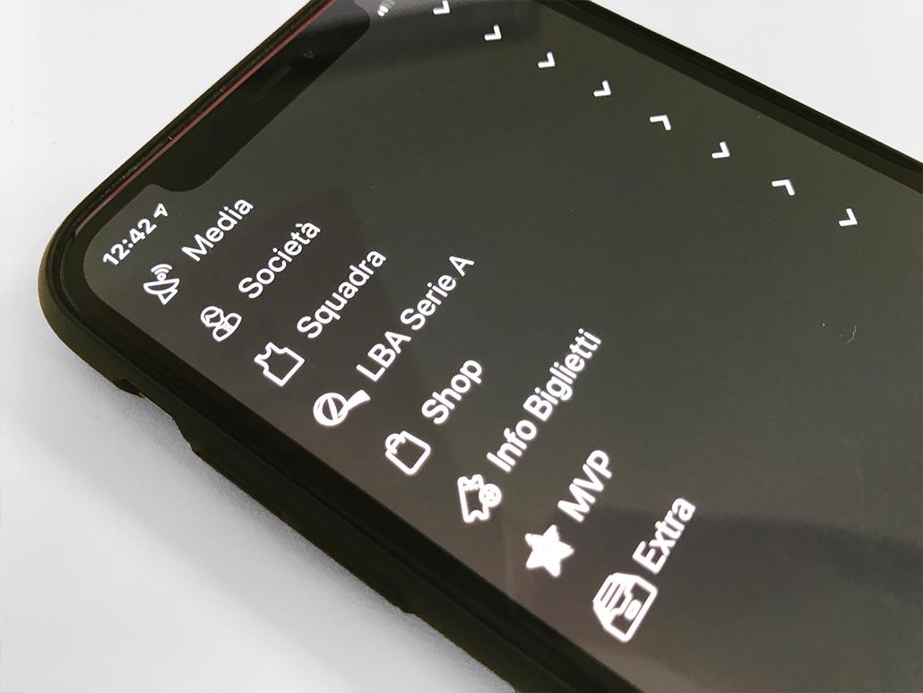 app mobile Varese