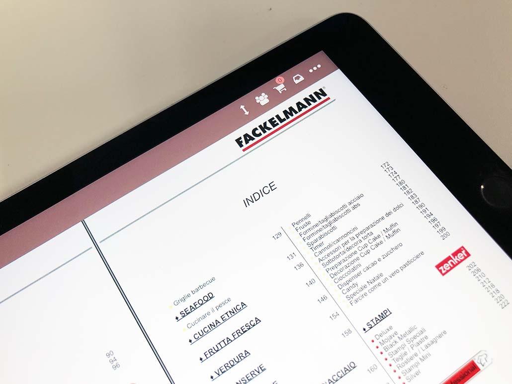 fackelmann screen 6