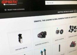 Realizzazione e-commerce Gimatic