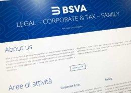 realizzazione sito bsva