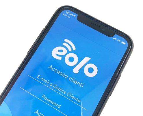 Studio UI/UX App Eolo