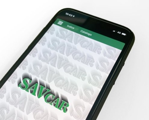 App iOS e Android Savcar