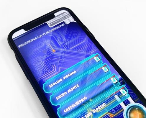 Sviluppo app Varese 4U Quest