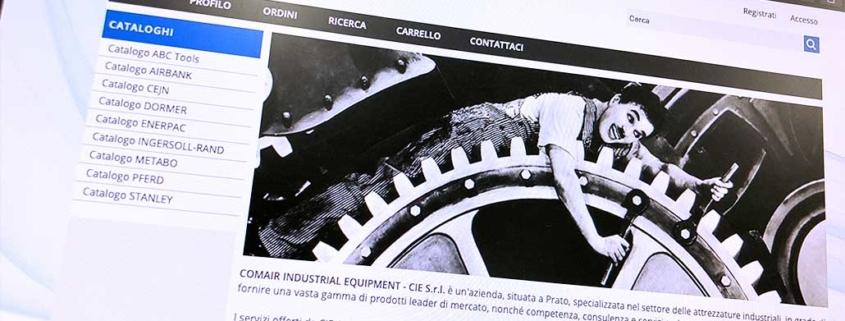 Sviluppo ecommerce B2B CIE Tools