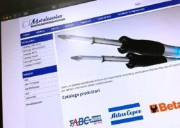 Sviluppo ecommerce B2B CL Metaltecnica