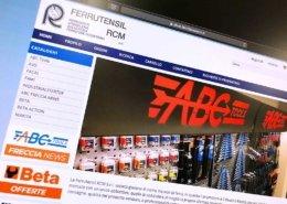 Sviluppo ecommerce B2B Ferrutensil RCM