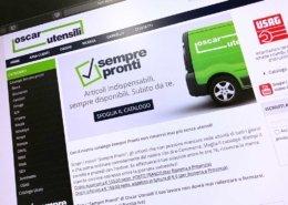 Sviluppo ecommerce B2B Oscar Utensili