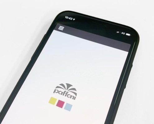 Sviluppo app Paffoni